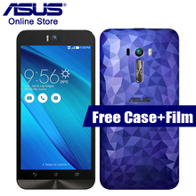 "Asus Zenfone Selfie Deluxe ZD551KL 3 GB RAM 32 GB ROM Android 4G LTE 5.5 ""OS Snapdragon 615 Octa Dual Core 13.0 MP Mobile Téléphones"