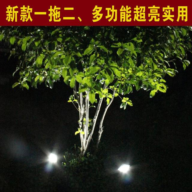 Solar lights 5w household outdoor indoor polysilicon plate pv lamp