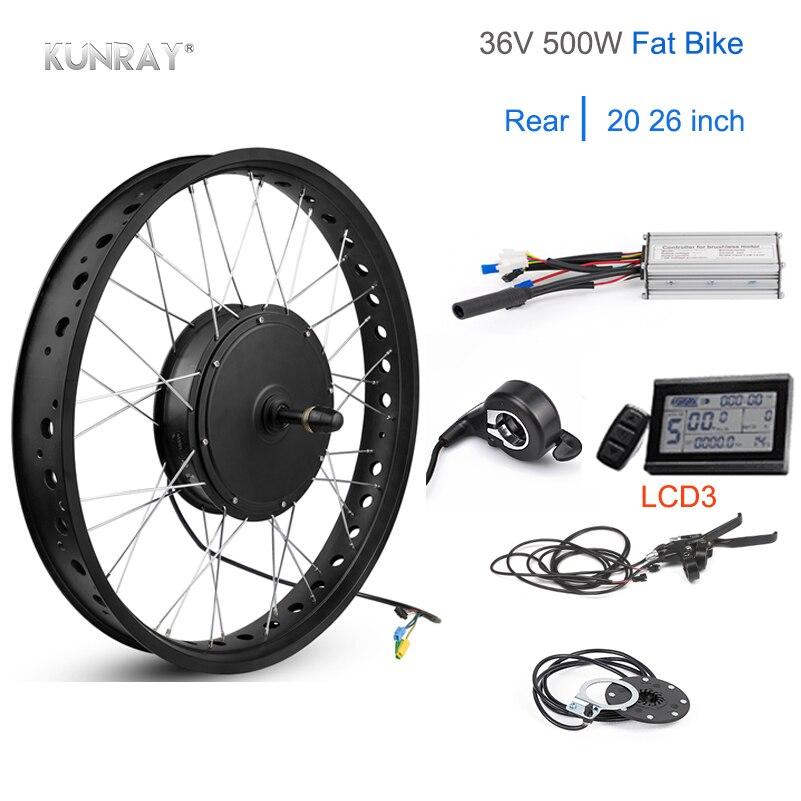 Vélo électrique Conversion Kit 20