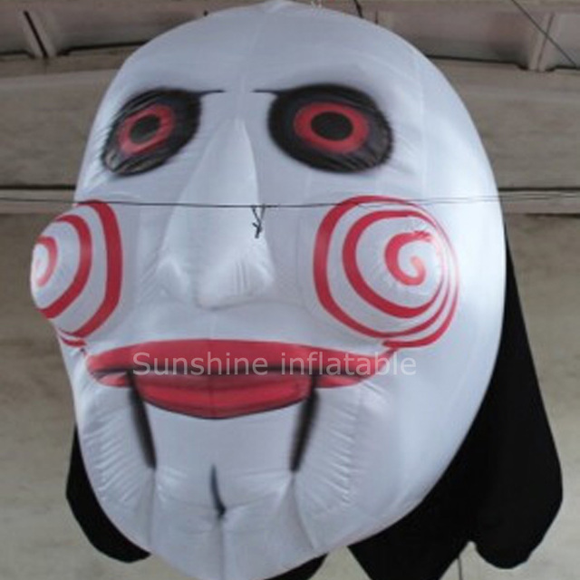 Hanging halloween Inflatable Ghost, Outdoor Halloween Inflatable Decoration,inflatable clown for party