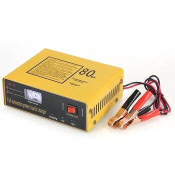 6 V/12 V Intelligente della batteria caricatore Automatico Tipo di Riparazione Maintainer per la Batteria Al Piombo Batteria Al Litio 120W AC110V 250V-in Accessori per utensili elettrici da Attrezzi su ALipaul Store