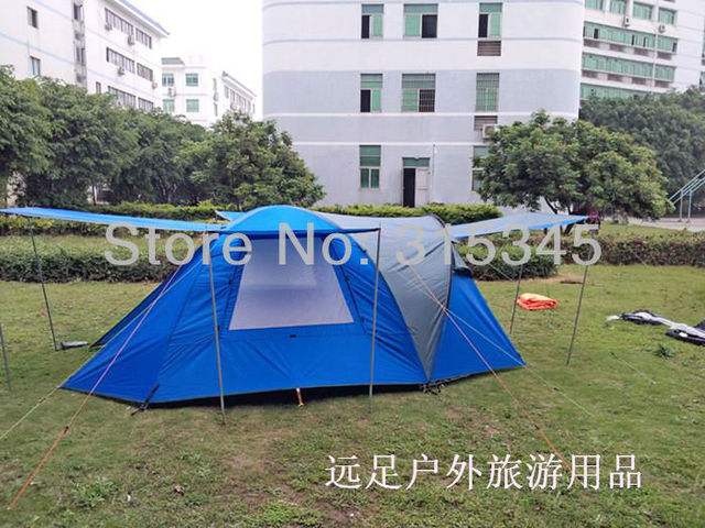 portable Adventuridge double layer 3 tent double layer three tents c&ing outdoor & portable Adventuridge double layer 3 tent double layer three tents ...
