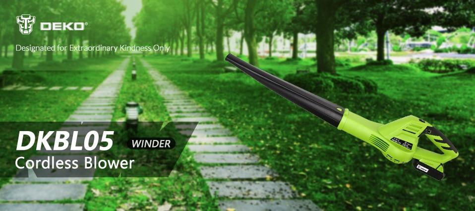 DKBL05 Cordless Blower