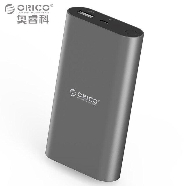 QC3.0 Мобильные аккумуляторы 10050mA LG18650 высокое Ёмкость Универсальный Портативный Быстрый Зарядное устройство для почти смартфонов (ORICO QS1)