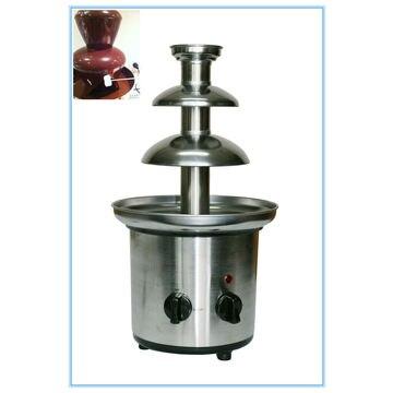 Livraison gratuite, certifié CE 3 niveaux usage domestique fontaine à chocolat 3 ménage fontaine à chocolat cascade de chocolat