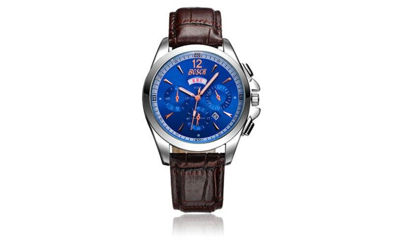 The latest watch male quartz watch waterproof fashion 2018 new men's watch, worth having! цена