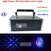 Factory Price 1W Laser Light RGB Three Color Animation Beam Stage Lighting KTV Disco DJ Laser Light For Party Wedding Star Shows