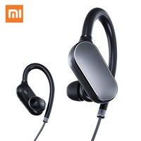 Original Xiaomi Mi Sports Bluetooth Headset Wireless Bluetooth 4 1 Music Sport Headphones Waterproof Sweatproof For