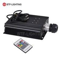 סיטונאי 120 W RGB LED כוכבי שמיים Driver מנוע סיבים אופטי עבור כל מיני סוגים סיבים אופטיים,