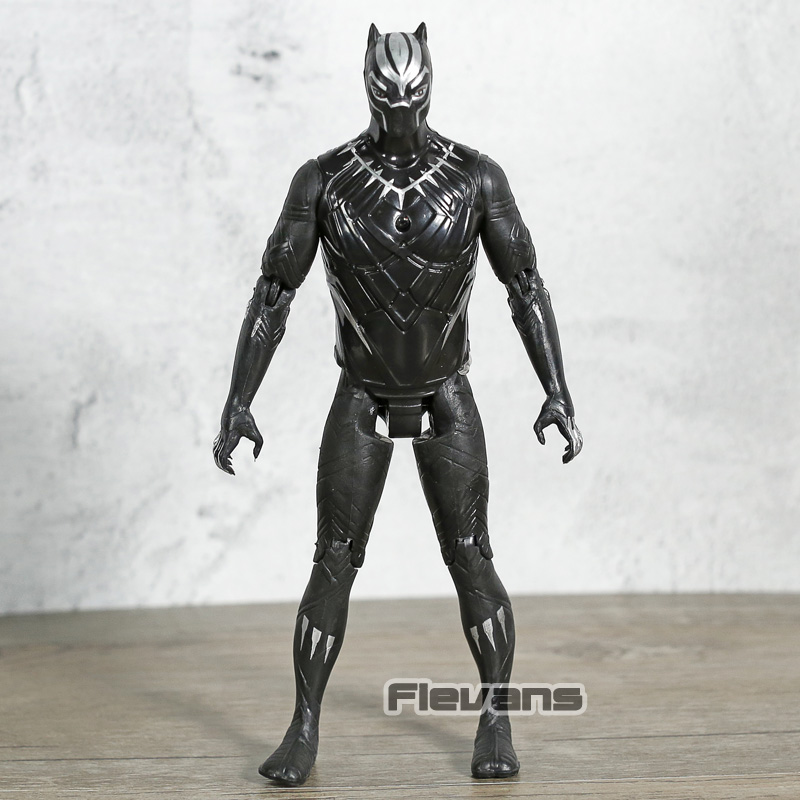 Black Panther Avengers Infinity War PVC Action Figure Super Hero Toy Collectible Model Figurine