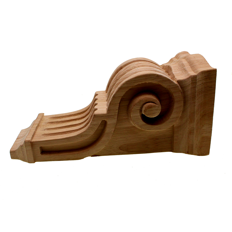 VZLX bricolage artisanat bois matériel artisanat feuille de bois accessoires de Mariage rustique maison Mariage Mariage Vintage meubles jambes - 4