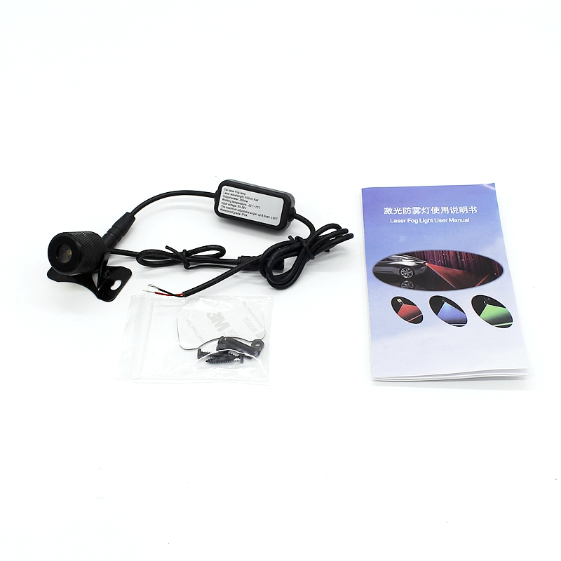 Tak Wai Lee 1X LED Car Anti-Collision Laser Warning Light Styling - Car Lights - Photo 5