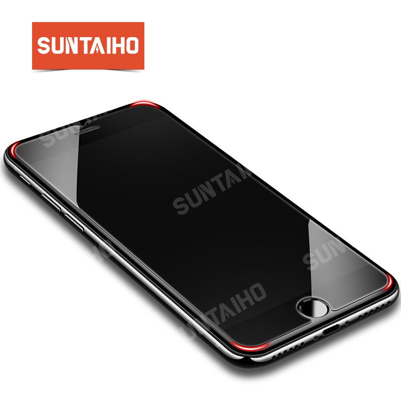 Suntaiho Tempered Glass for iPhone XS MAX Screen Protector