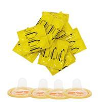 120 шт./компл. ультра тонкий презерватив Intime товары секс продукты натуральный каучуковый латекс пенис, насадка, секс для мужчин безопасная ко...