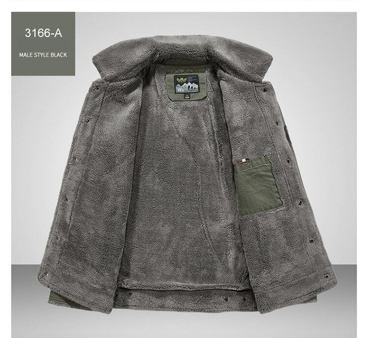 HTB1y79ta1H2gK0jSZJnq6yT1FXai FGKKS Winter Men Jacket Men's Fashion Fleece Fur Collar Jackets Male Tactical Mens Warm Jackets Coats