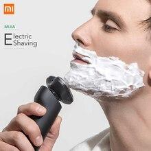 Xiaomi mijia電気シェービングかみそりxiomi usb高速充電xaomi 360度フロートシェービングxiami電気カミソリ用