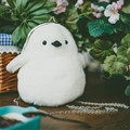 lovely womem chicken Bag plush cute Messenger Bags white animal  Female chain handbags cartoon crossbody bag Small Size Venonat