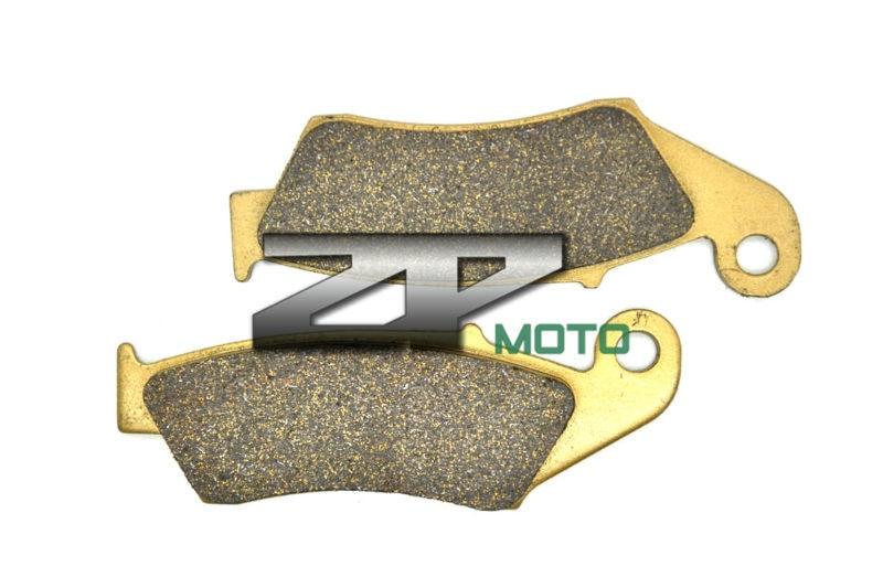 Organic Kevlar Brake Pads For SUZUKI RM 125 96-08 DR-Z 250 K 01-07 RM 250 96-08 RMX 250 96-00 RM-Z 250 04-14 DR 650 96-14 Front rm dr rm z 125 250 350 400 450 650 front brake pads