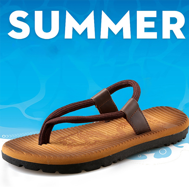 2018 Outdoor Sandals Slate Beach Slippers man's shales Creative Flip-Flops Men's Tide Beach Personalized Men Flip Flops STX08