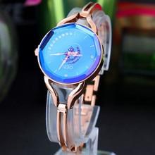 Hot Selling Creative Elegant  Stainless Steel Strap Fashion Women Luxury Famel Ladies Rose Gold Watch Quartz Alloy