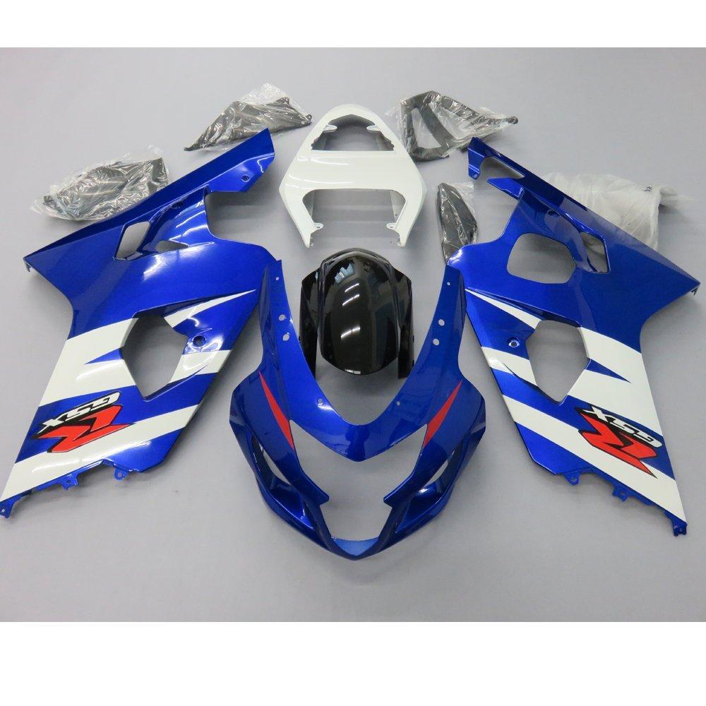 Motorcycle Injection Molding Fairing Kit For Suzuki GSXR600 GSXR750 GSXR 600 750 K4 2004 2005 GSX-R600 GSX-R750 04 05 Bodywork
