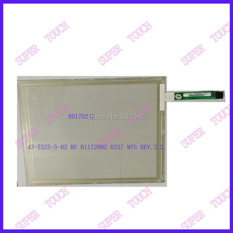 NEW 12.1 inch Touch Screen 278mm*212mm 5 wire resistive USB touch panel overlay kit 278*212 TOUCH SCREEN R0170257 MTSREV2.2