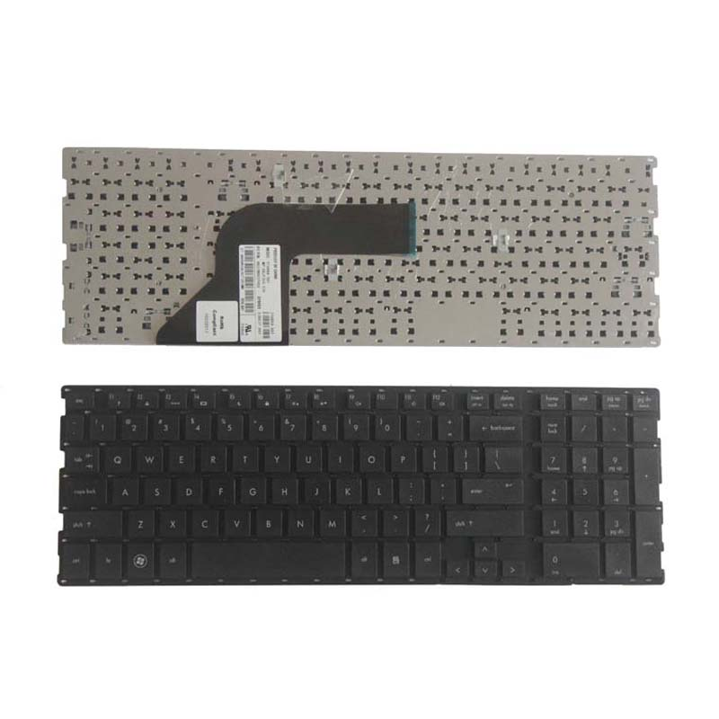 Black NEW for HP Probook 4510 4510S 4710S 4515 4750S US Keyboard