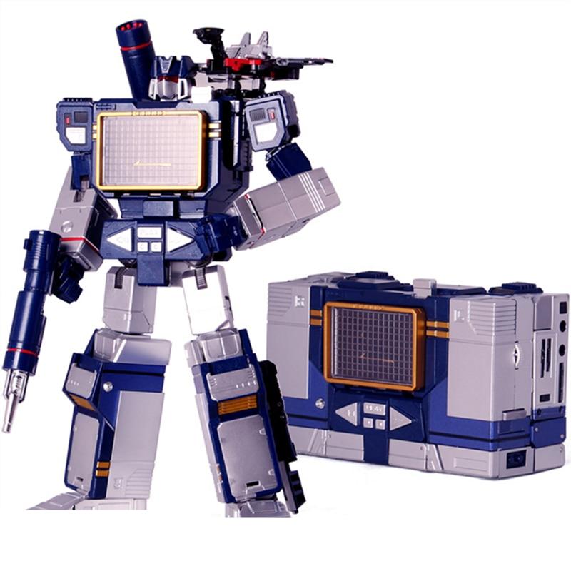 KBB Transformation Master MP 13 Figure Toys ONE Tape KO Oversize THF 1j Action Figure Robot