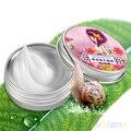 Mujeres Cuidado de La Piel Hidratante Blanqueamiento Antiarrugas Crema Facial Caracol 4DZ7