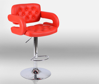 European and American popular bar chair Company computer stool tea shop chair retail black green orange free shipping