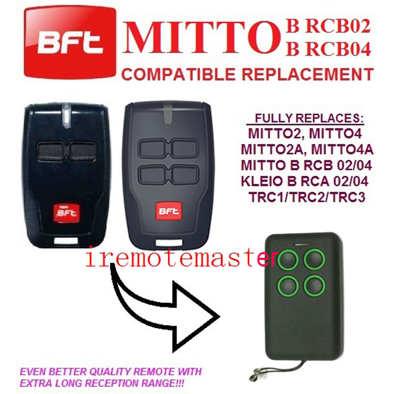 Multi frequency 280mhz-868mhz auto scan frequency Universal remote control duplicator  for BFT RCB 02 hormann hs1 868 hs2 868 hs4 868mhz remote control replacement