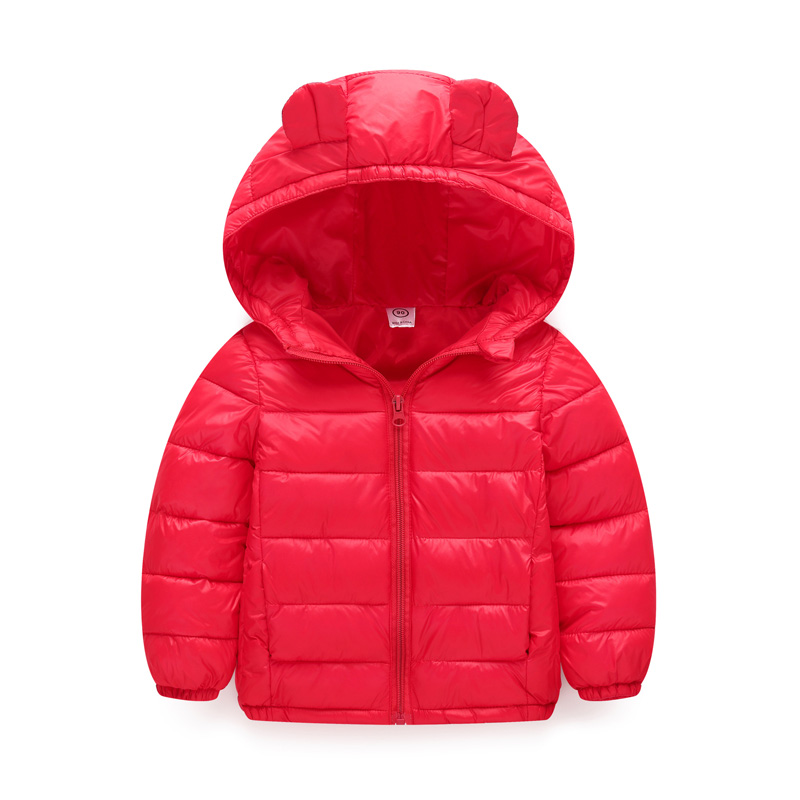 Infant Baby Coat 2019 Autumn Winter Jacket For Baby Girls Jacket Kids Outerwear Coat For Baby Girl Winter Clothes Newborn Jacket(China)