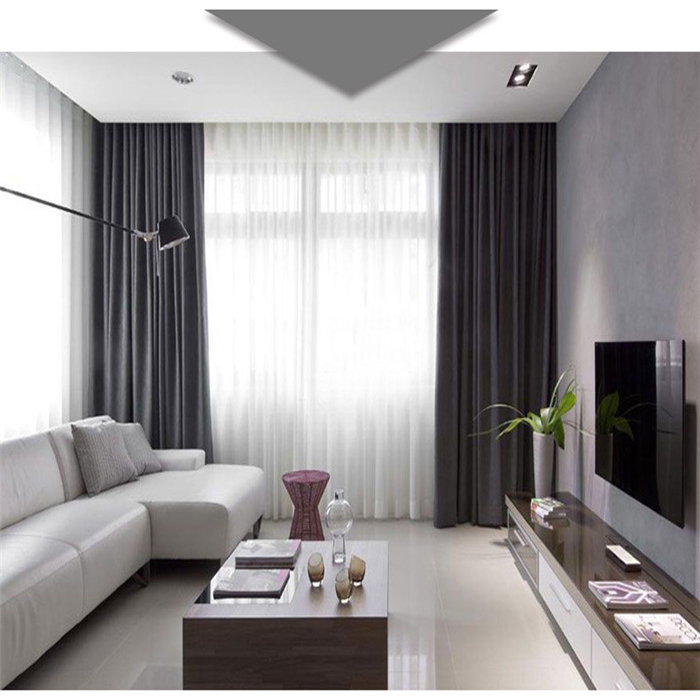online shop korean cotton simple curtain living room bedroom