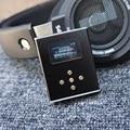 Zishan Z3 ES9038Q2M профессиональный MP3 DAP HIFI DSD музыкальный плеер с поддержкой усилителя наушников DAC DSD256 с OLED
