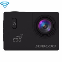 SOOCOO S100 2 Screen 4K 170 Degrees Wide Angle WiFi Sports Action Camera Camcorder With Waterproof