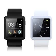ใหม่ล่าสุดUนาฬิกาU10 U10Lบลูทูธสมาร์ทป้องกันการสูญเสียนาฬิกากันน้ำสมาร์ทสำหรับA Ndroid IOSนาฬิกาข้อมือ