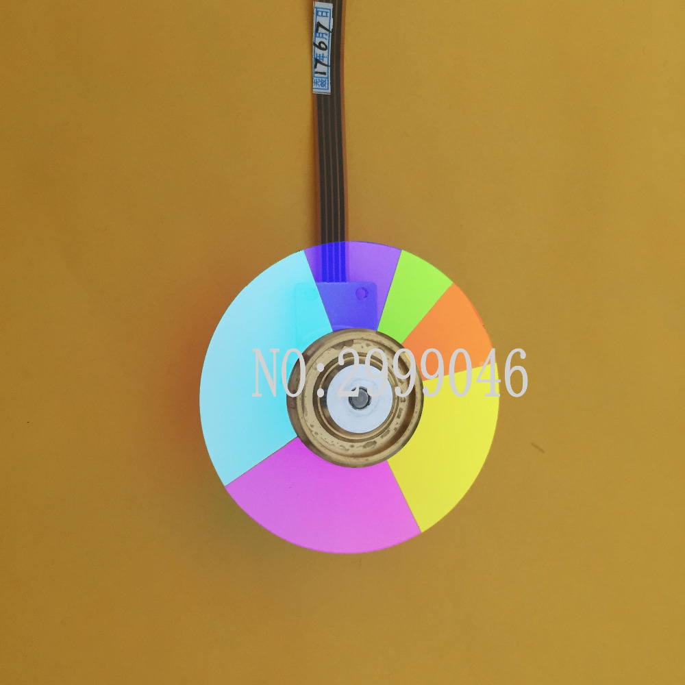 100% NEW Original Projector Color Wheel for Benq W700 W1060 W1050 W703D W1060+ EP5922 EP5925D TH700 wheel color цена