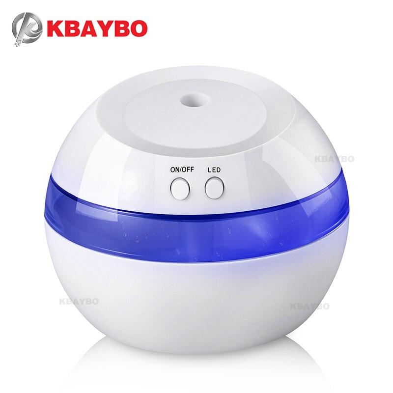 Remote Control Air Humidifier Essential Oil Diffuser Ultrasonic Mist ...