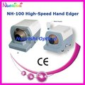 NH-100 High Speed Hand Manual Lens Edger Grinding Machine Tool Lowest Shipping Costs !