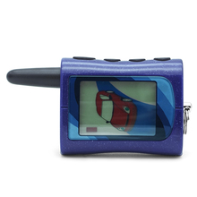 Автомобильный пульт дистанционного управления, ЖК пульт дистанционного управления для Scher khan magicar A, пульт ДУ для двухсторонней автомобильной сигнализации