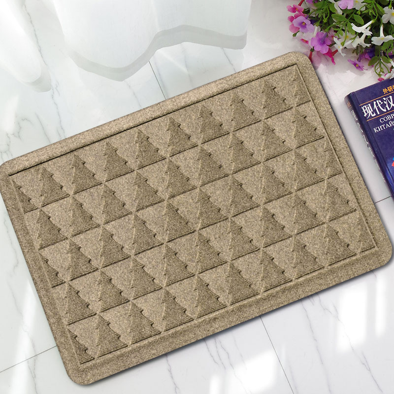 Super Thin Rubber Doormat Non-Slip Kitchen Carpet Mat Home Entrance Floor  Hallway Area Rugs 40x60 45x70 60x90cm - us80 fbb1adfc81b