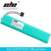 Eleopção bateria de substituição, 12v 4500mah 4.5ah ni mh nova para neato botvac 70e 75 80 85 d75 d8 d85 bateria para aspirador de pó