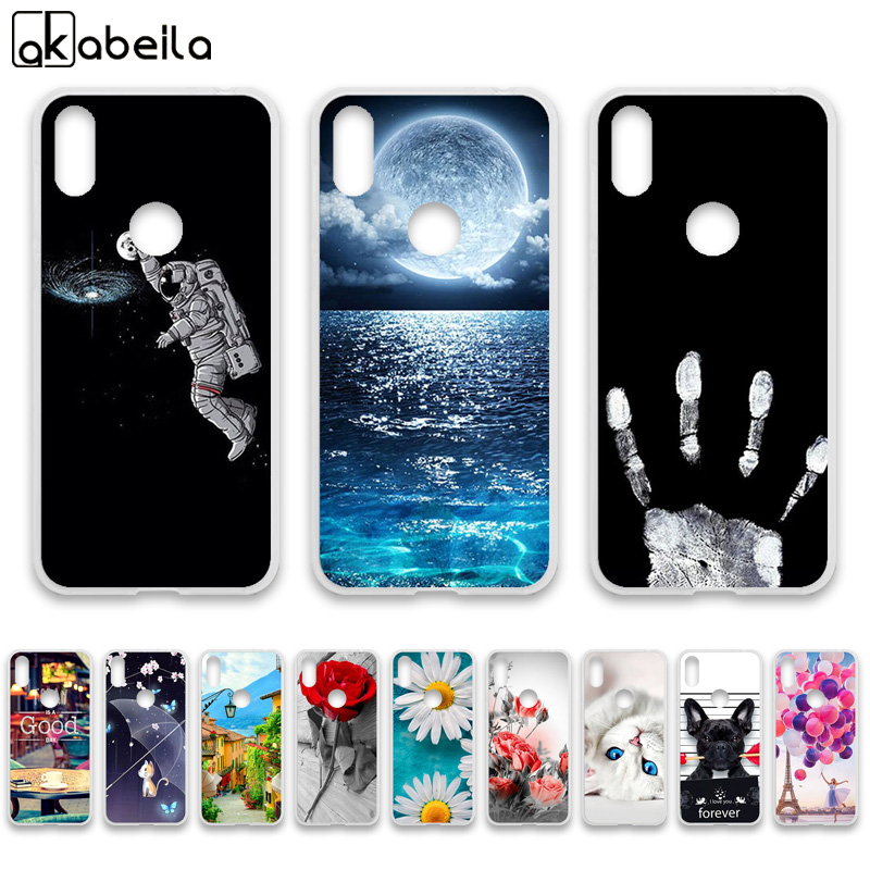 Phone Case For Motorola One Power Cases Silicone Bumper On the For Moto P30 Play P30 Note Covers Flamingo Nutella Fundas Coque