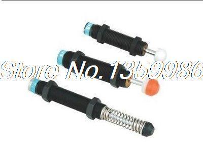 1pcs M14x1.5 Pneumatic Hydraulic Shock Absorber Damper 16mm stroke FC1416 ac1005 3 pneumatic hydraulic shock absorber damper damper ac1005 specifications m10 1 0 low speed