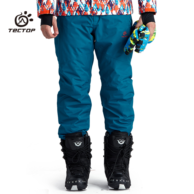 Outdoor Ice Snow Board Skiing And Snowboarding Sport Snowboard Pants Snow Winter Ski Pants Men Trousers Winter Sports Pants Male