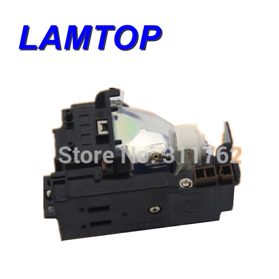Compatible projector bulb wit housing/cage  LV-LP26  fit for   LV-7370  LV-7375  free shipping compatible bare bulb lv lp30 2481b001 for canon lv 7365 projector lamp bulb without housing