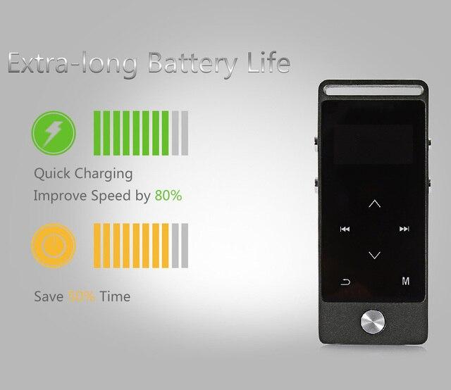 Оригинальный сенсорный экран mp3-плеер 8 ГБ benjie s5 металла ape/flac/wav звук высокого качества начального уровень без потерь музыкальный плеер с fm