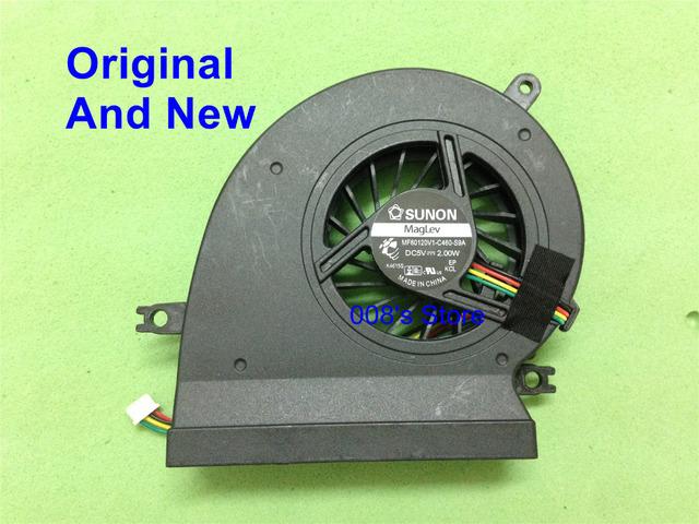 100% Original CPU Portátil Ventilador De Refrigeración En Forma Para El ACER ASPIRE 6920 6920G 6930 6935 6935G SUNON ZB0509PHV1-6A/MF60120V1-C460-S9A