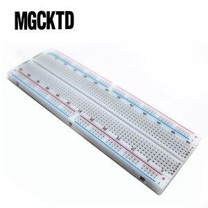5 sztuk Breadboard 830 punkt Solderless PCB deska do chleba MB-102 MB102 Test opracowanie DIY