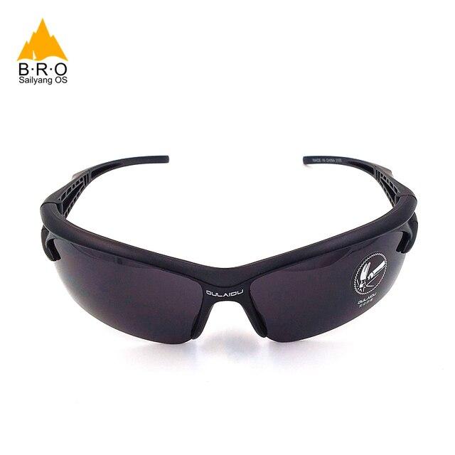 2018 bro quente ciclismo óculos à prova de explosão das mulheres dos homens esportes ao ar livre óculos de bicicleta óculos de sol 2